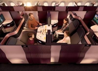 Qatar 4 seater