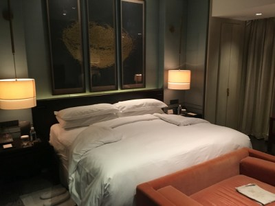 Waldorf Astoria Beijing hotel review