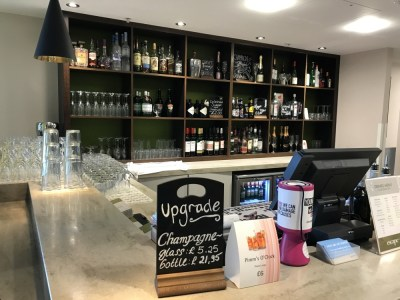 Escape Lounge Stansted 10 review