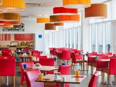 Park Inn Southend hotel restaurant review
