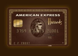 Harrods American Express