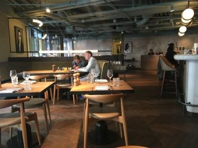 Kimpton De Witt Amsterdam review Wyers Restaurant