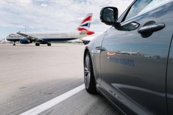 Premium Transfer Drive British Airways
