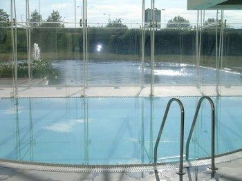 Hilton Hotel Heathrow Terminal 4 pool