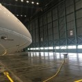 My trip to the Austrian Airlines maintenance hangar!