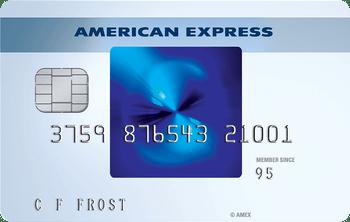 Amex Rewards Credit Card