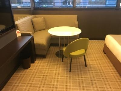 Crowne Plaza Geneva review bedroom 2