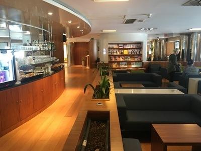 Formentor lounge Palma Airport