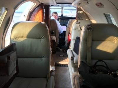 g-spur cockpit