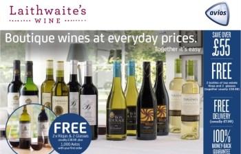 laithwaite's wine avios