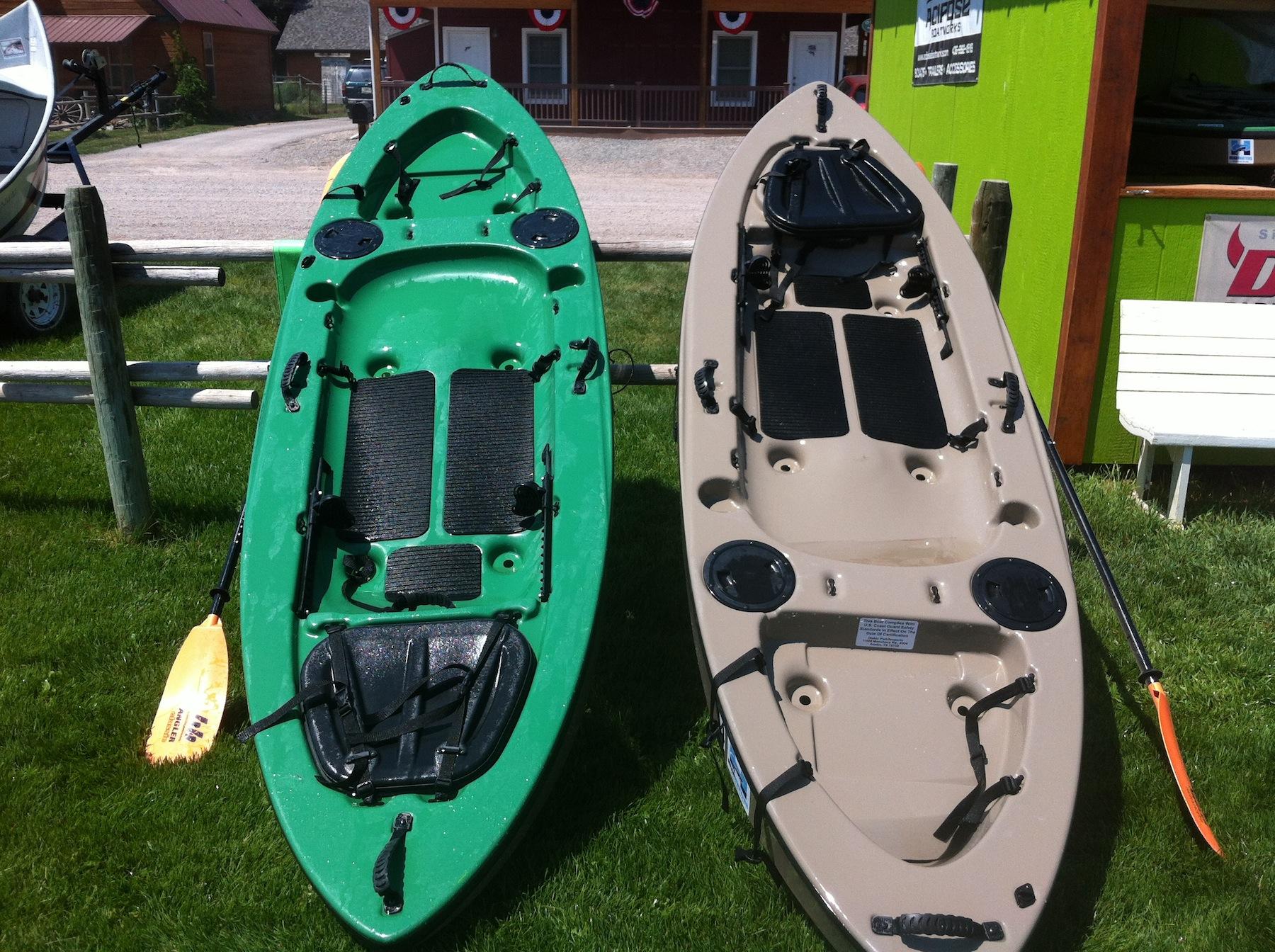 larry chair kayak poppy high black diablo kayaks sale headhunters fly shop