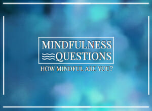 Mindfulness Questions