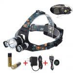 Boruit RJ5000 Headlamp