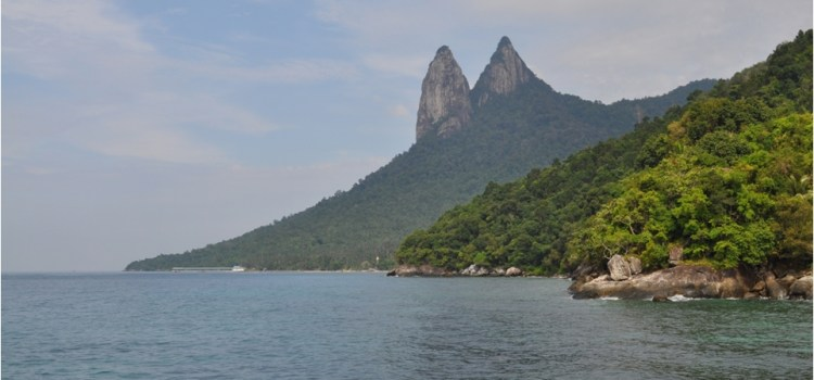 The Dragon's Horns on Tioman Island, Malaysia, Part5: links and resources