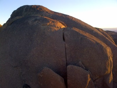 Top of the Cathedral Mt Buffalo