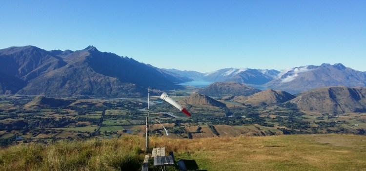 New Zealand, Queenstown, Coronet Peak: Paragliding Trip Report