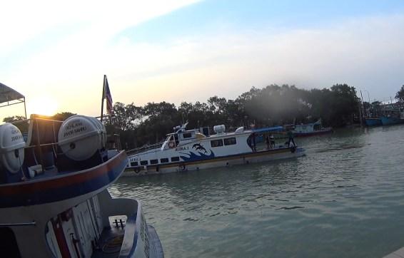 Mersing Ferry Terminal to Tioman 2