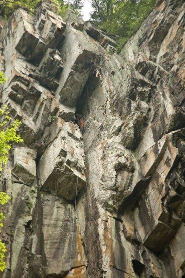 Yongseo Pokpo Rock Climbing South Korea 5