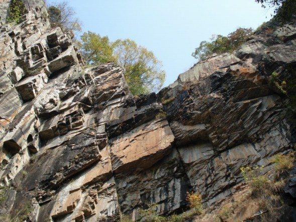 Yongseo Pokpo Rock Climbing South Korea 6