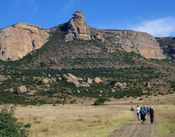 The Eagle Mountain at Harrismith