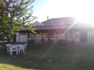 The flyer's lodge at Porterville