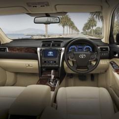 All New Camry 2.5 G Grand Avanza Warna Grey Metallic Toyota Minorchange ออพช นแน นโค น Accord Headlight Magazine 2 5