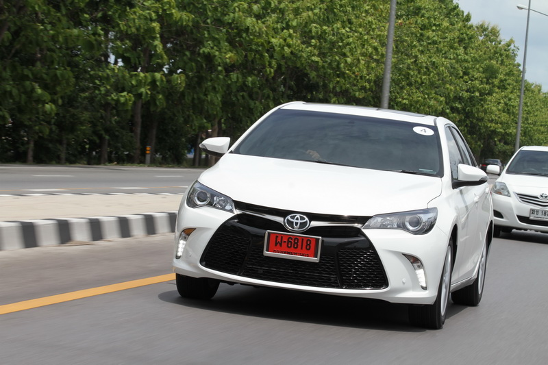 all new camry headlightmag brand toyota for sale philippines exclusive first impression ทดลองข บ 2 5g esport ทาง test drive 099 resize