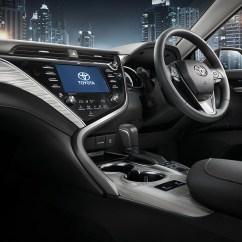 All New Toyota Camry 2018 Thailand Kijang Innova Facelift เจาะสเป็ค - Option ราคา (tnga) ทั้ง 4 รุ่น ...