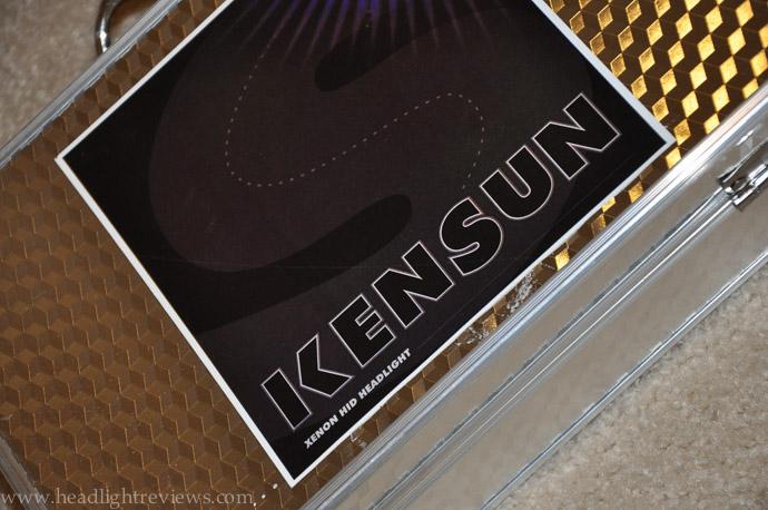 Kensun HID Kit Box