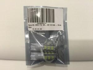 42-SMD LED Reverse Light Packaging