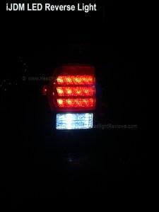 iJDM LED Reverse Light Close Up