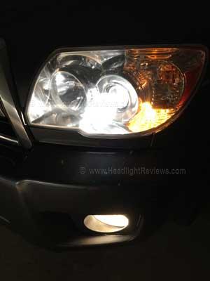 GE Nighthawk Sport Headlights 6b