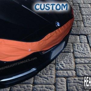 BMW 535i 528i F10 GT Gran Turismo CUSTOM HeadlightShades