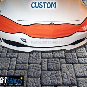 BMW HeadlightShades Custom F30 F80 F82 F31