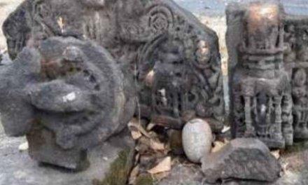 पालघर के एक गांव में मिली प्राचीन मूर्तियां,खोलेगी जिले का इतिहास