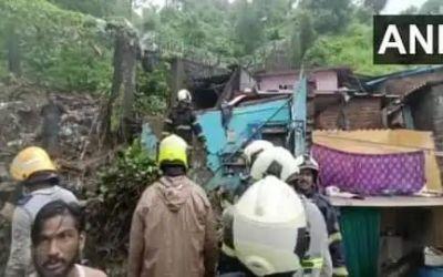 मुंबई में भारी बारिश ने मचाई तबाही,11 की मौत