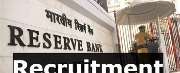 RBI Recruitment 2018