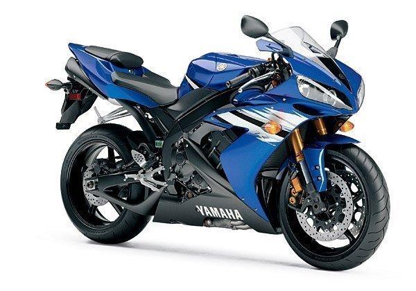 Fastest Motorcycle-Yamaha-YZF-R1