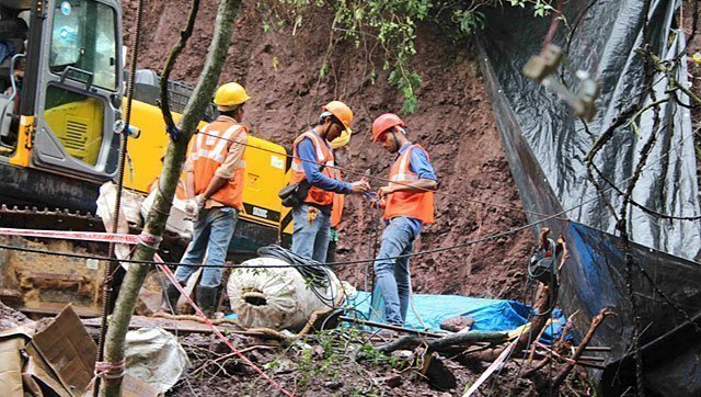 Heavy rains slow down rescue effort at Bilaspur, trapped workers hope for success