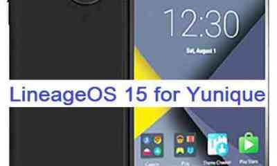 Download and Install Android Oreo on Yu Yunique