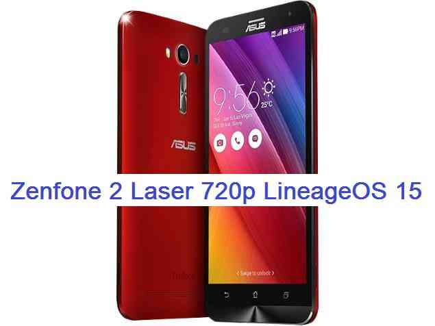 How to install Android Oreo on Asus Zenfone 2 laser ZE550KL