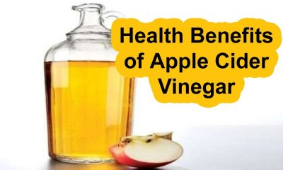 apple cider vinegar Seven amazing benefits of Apple Cider Vinegar