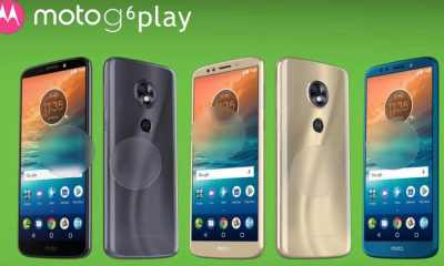 Three Moto G6 Variants Codenames Leaked