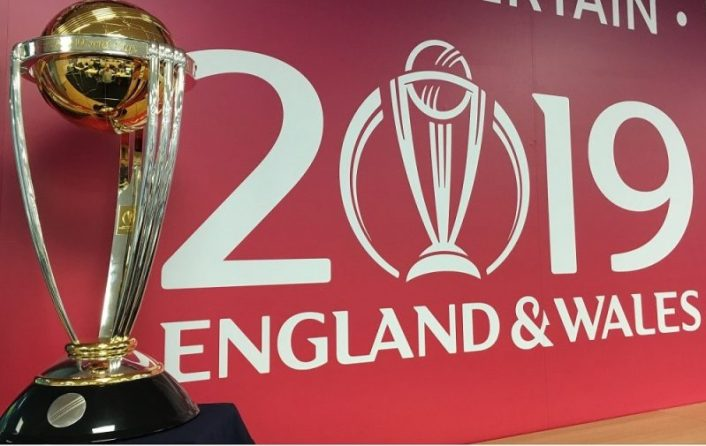 Cricket World Cup 2019 Trophy