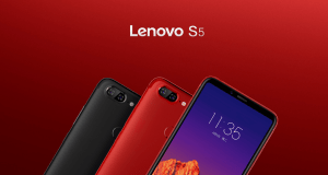 Lenovo S5 color variant