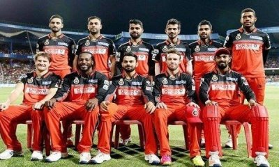 Royal Challengers Bangalore -IPL 2018