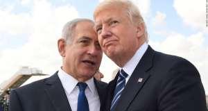 Benjamin Netanyahu greeted warmly by Trump