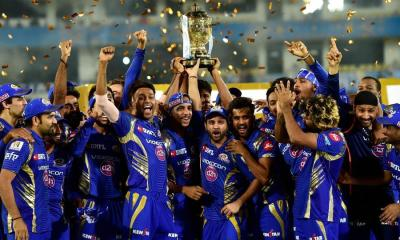 IPL Past Winners