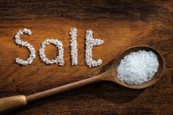 Salt may increase the overall water intake of the body hence raising blood pressure