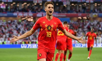 England vs. Belgium